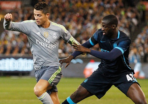 Ban ket cup C1: Man City vs Real, Atletico vs Bayern hinh anh