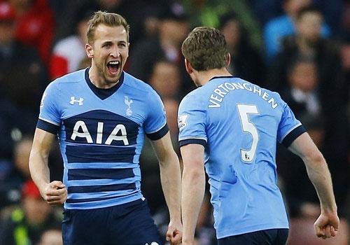 Kane giup Tottenham de doa vi tri so 1 cua Leicester hinh anh