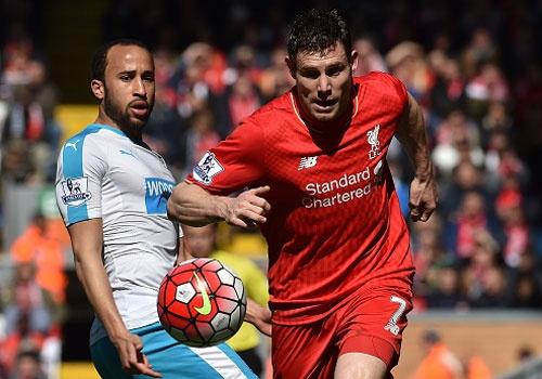 Liverpool vs Newcastle: Chu nha danh roi chien thang hinh anh