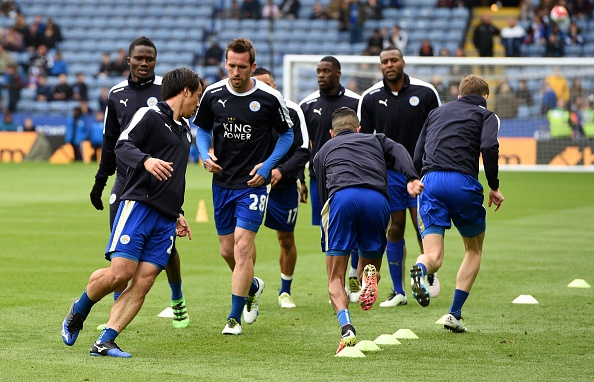 Leicester vs Swansea (4-0): Chien thang an tuong hinh anh 7