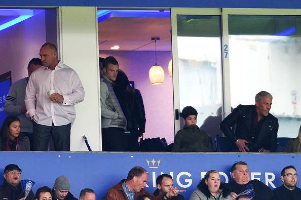 Leicester vs Swansea (4-0): Chien thang an tuong hinh anh 10
