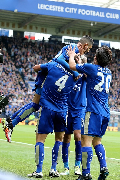Leicester vs Swansea (4-0): Chien thang an tuong hinh anh 11