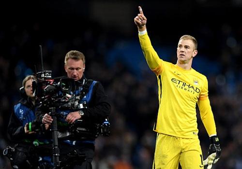 Man City vs Real (0-0): Joe Hart giup Man xanh thoat thua hinh anh