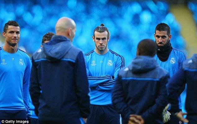Man City vs Real Madrid: Ronaldo san sang chinh phuc Etihad hinh anh 1