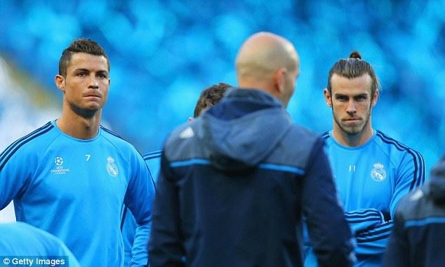 Man City vs Real Madrid: Ronaldo san sang chinh phuc Etihad hinh anh 3