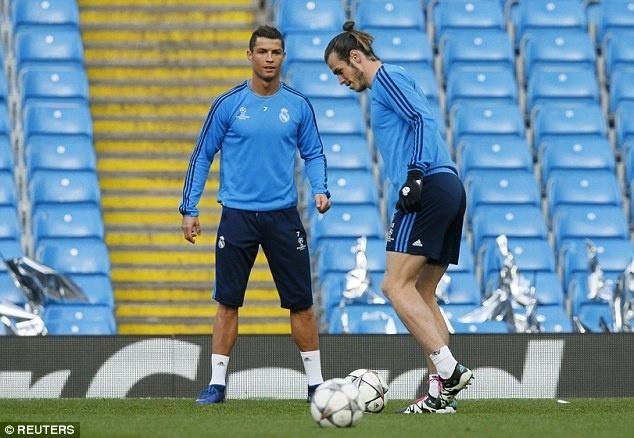 Man City vs Real Madrid: Ronaldo san sang chinh phuc Etihad hinh anh 4
