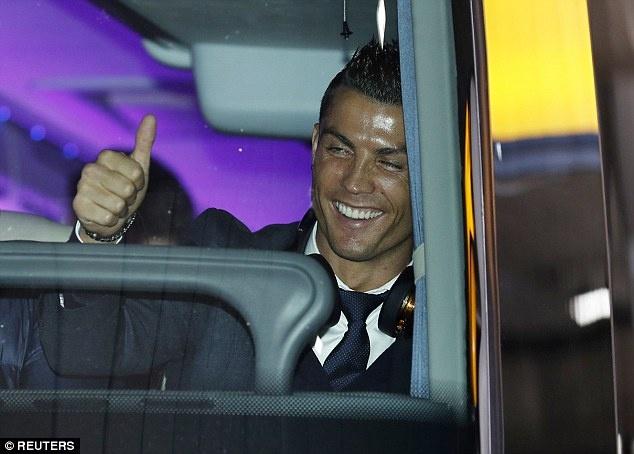 Man City vs Real Madrid: Ronaldo san sang chinh phuc Etihad hinh anh 9