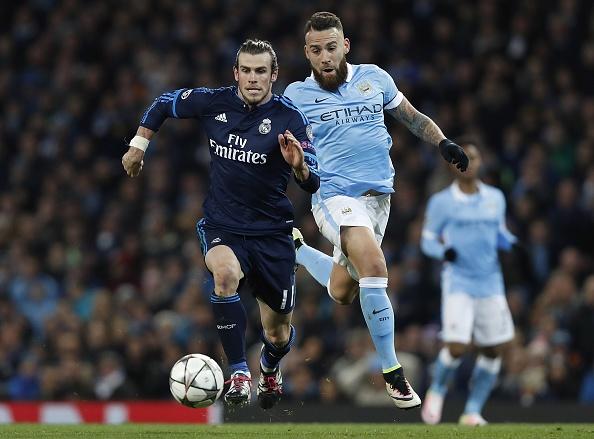 Real Madrid hoa Man City 0-0 khi thieu Ronaldo hinh anh 1