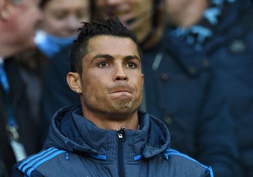 Real Madrid hoa Man City 0-0 khi thieu Ronaldo hinh anh