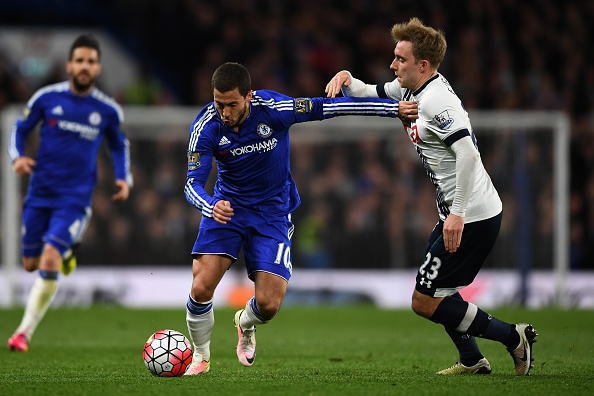 Chelsea hoa Tottenham 2-2, Leicester vo dich ngoai hang Anh hinh anh 11
