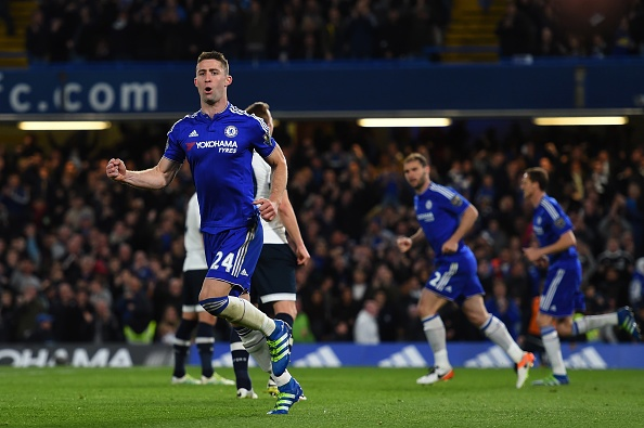 Chelsea hoa Tottenham 2-2, Leicester vo dich ngoai hang Anh hinh anh 10
