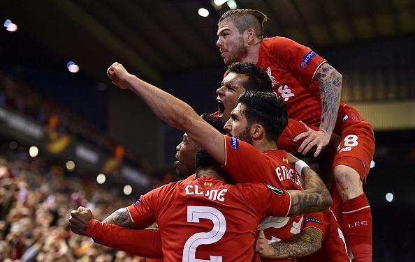 Thang Villarreal 3-0, Liverpool vao chung ket Europa League hinh anh