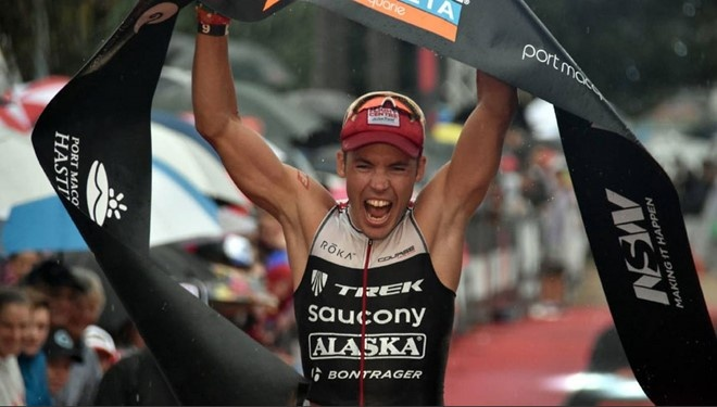 Ironman 70.3 Viet Nam - cuoc thi thu thach the luc cua VDV hinh anh 13
