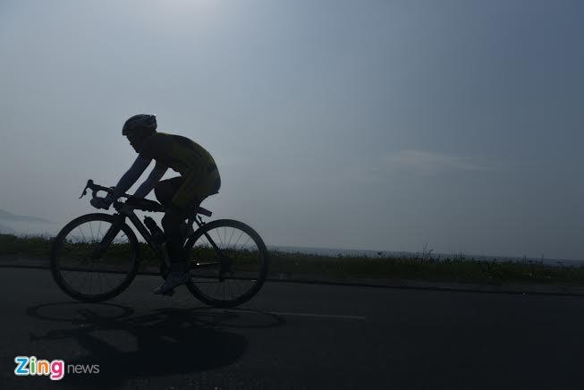 Ironman 70.3 Viet Nam - cuoc thi thu thach the luc cua VDV hinh anh 14