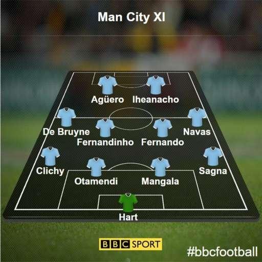 Man City vs Arsenal (2-2): Man xanh lo mat vi tri thu 4 hinh anh 5