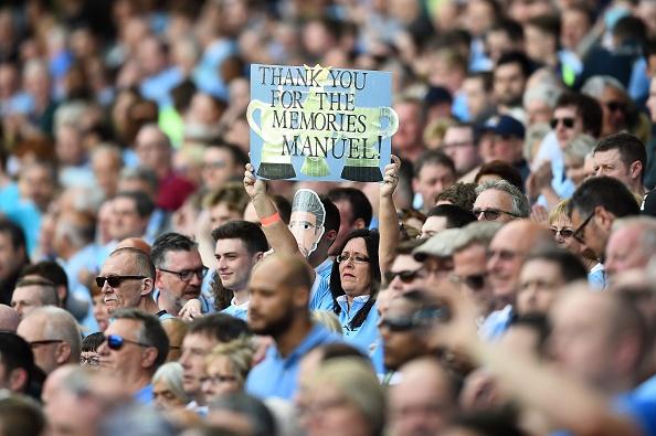 Man City vs Arsenal (2-2): Man xanh lo mat vi tri thu 4 hinh anh 12