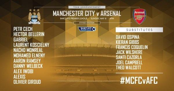 Man City vs Arsenal (2-2): Man xanh lo mat vi tri thu 4 hinh anh 3