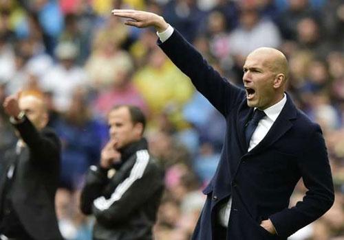 Zidane tin Real se vuot qua Barca hinh anh