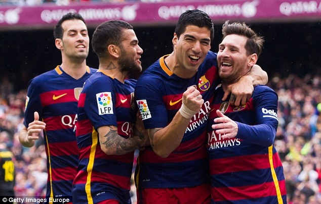 Barca luon doat cup vo dich khi dan dau truoc vong cuoi hinh anh 1