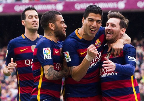 Barca luon doat cup vo dich khi dan dau truoc vong cuoi hinh anh