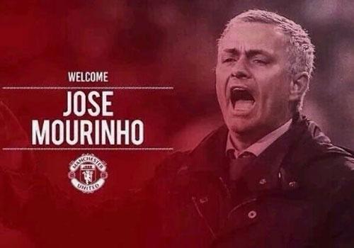 Tin don Mourinho thay the Van Gaal trong vai gio toi hinh anh 1