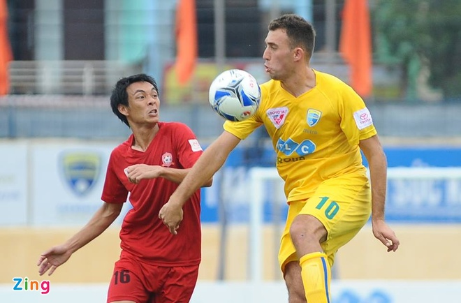 Thanh Hoa vs Hai Phong (0-1): Vo dich luot di truoc 2 vong hinh anh 6