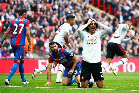 MU vs Crystal Palace (2-1): 'Quy do' doat cup FA hinh anh 13