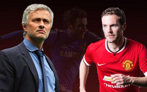 Jose Mourinho va nhung an oan voi cau thu MU hinh anh