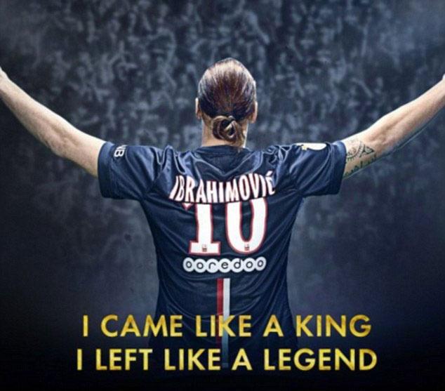 Ibrahimovic: 'Chi 3 cau thu tao su khac biet' hinh anh 1