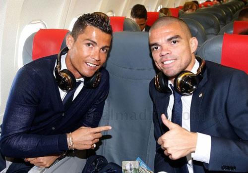 Ronaldo len duong giup Real gianh cup Champions League hinh anh