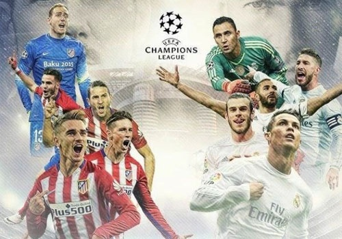 Nhung man doi dau nay lua o chung ket Champions League hinh anh