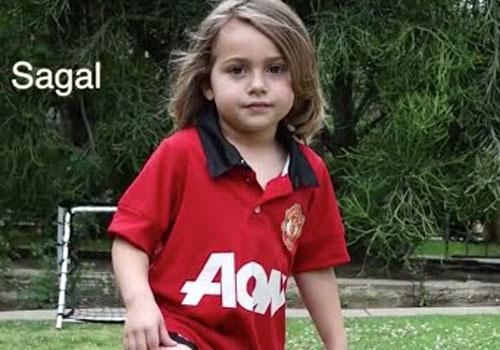 Lee Sagal - 'Ronaldo nhi' hua hen toa sang trong tuong lai hinh anh