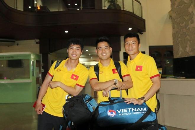 Cong Phuong co the lam khan gia o Myanmar vi chan thuong hinh anh 1
