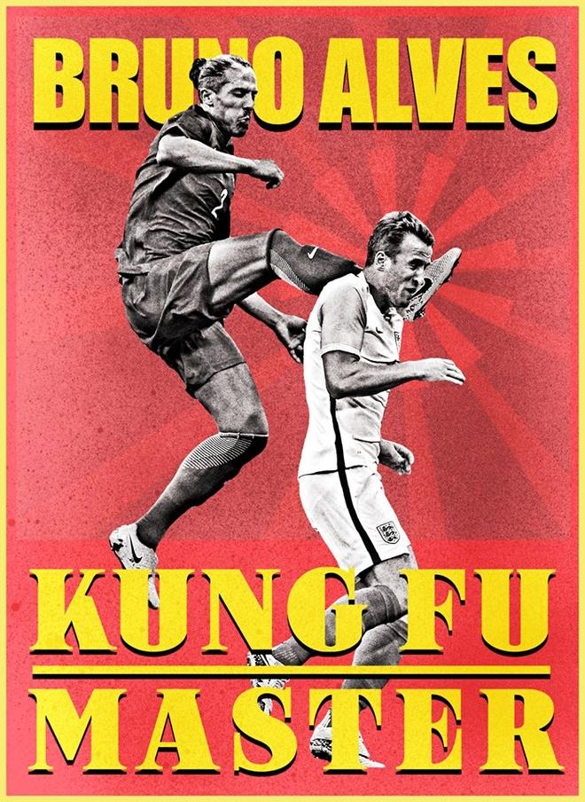 Chiu cu kung-fu vao dau, Kane may man khong mat Euro hinh anh 1