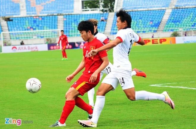 DTVN vs Hong Kong (2-2, penalty: 4-3): Cong Vinh lap cu dup hinh anh 11