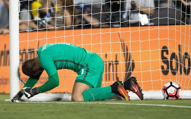 Thu mon Brazil mac loi ngo ngan o Copa America hinh anh 1