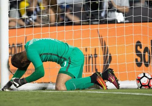Thu mon Brazil mac loi ngo ngan o Copa America hinh anh