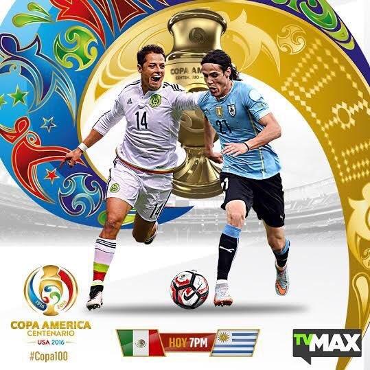 Uruguay vs Mexico (1-3): Trong tai rut 2 the do, 6 the vang hinh anh 4