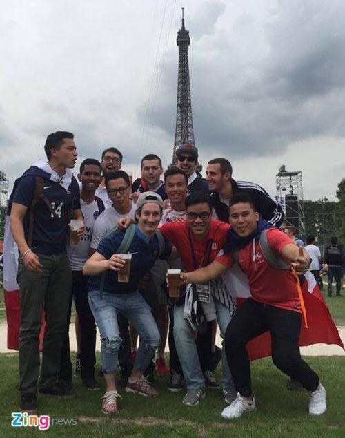 Khai mac Euro 2016: Cuong nhiet voi DJ va Zara Larsson hinh anh 21