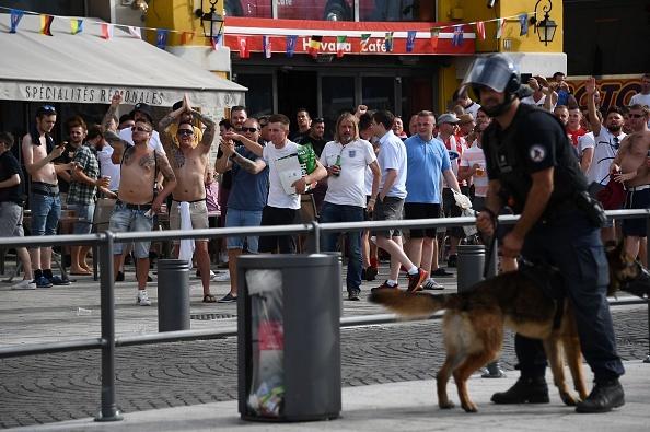 Khai mac Euro 2016: Cuong nhiet voi DJ va Zara Larsson hinh anh 27