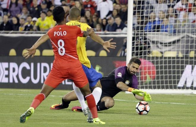 Brazil bi loai khoi Copa America vi 'ban thang ban' hinh anh 17