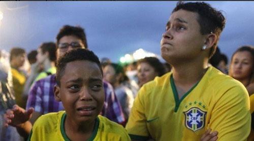Brazil bi loai khoi Copa America vi 'ban thang ban' hinh anh 20