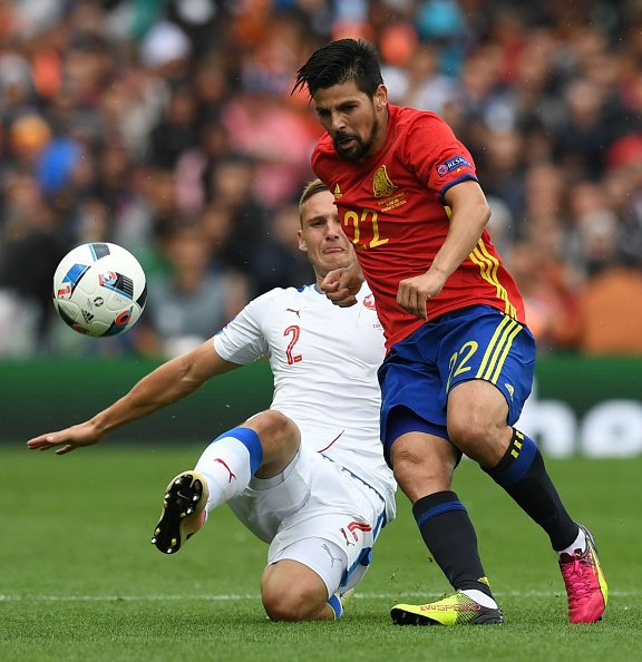 Tay Ban Nha vs CH Czech (1-0, KT): Pique toa sang hinh anh 28