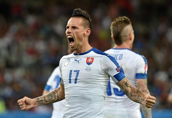 Nga vs Slovakia (1-2): Hamsik kien tao va ghi ban dep mat hinh anh 18