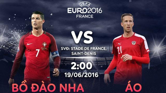 Bo Dao Nha vs Ao: Ronaldo san ky luc ban thang hinh anh