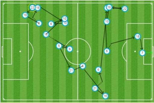 Tay Ban Nha vs Tho Nhi Ky (3-0): Morata lap cu dup hinh anh 16