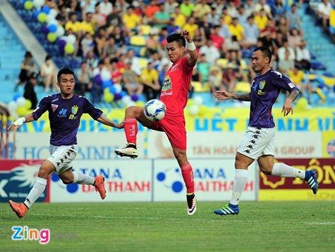 Ha Noi T&T vs HAGL (3-0): Tan binh Brazil gay that vong hinh anh 10