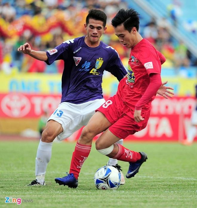 Ha Noi T&T vs HAGL (3-0): Tan binh Brazil gay that vong hinh anh 13