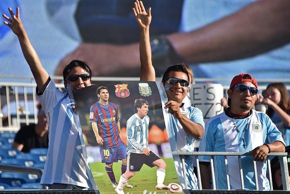 Argentina vs Venezuela (4-1): Messi kien tao va ghi ban hinh anh 4