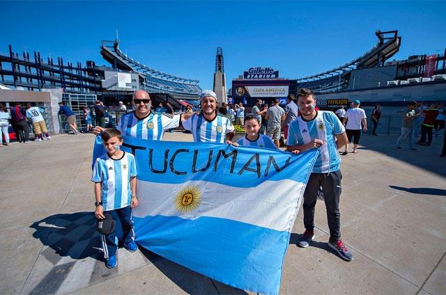 Argentina vs Venezuela (4-1): Messi kien tao va ghi ban hinh anh 5